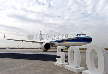 CHINA-TIANJIN-AIRBUS A320-DELIVERY (CN)