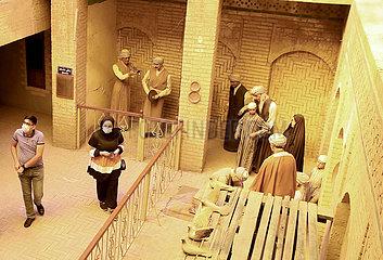 IRAK-BAGDAD-MUSEUM-WIEDERERöFFNUNG