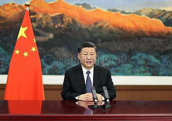 CHINA-XI jinping-WORLD PREISTRÄGER FORUM (CN) CHINA-XI jinping-WORLD PREISTRÄGER FORUM (CN)
