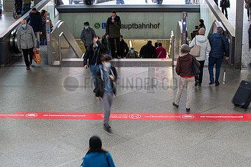 Teil-Lockdown: Reisebeschränkungen ab Montag