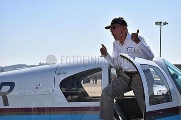 US--Kalifornien San Luis Obispo-FLYING TIGER BUND