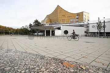 DEUTSCHLAND-BERLIN-COVID-19-BESCHRÄNKUNGEN