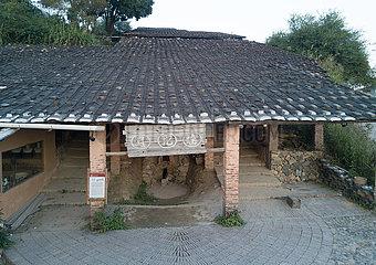 (FujianPano) CHINA-FUJIAN-DEHUA-weiße Porzellan-INDUSTRY (CN)