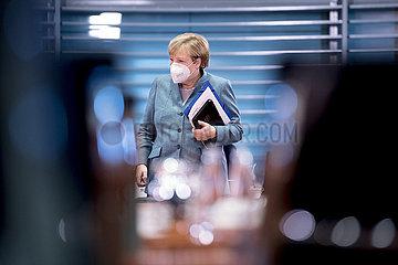 Angela Merkel  Kabinett