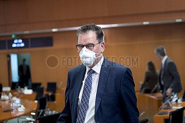 Gerd Mueller  Kabinett