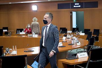 Heiko Maas  Kabinett