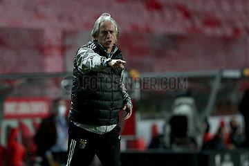 (SP) von Portugal-LISSABONNER-FOOTBALL-UEFA EUROPA LIGA-SL BENFICA VS FÖRSTER FC