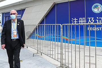 CHINA-Shanghai-CIIE Aussteller-THELAND (CN)