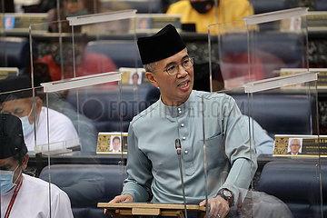 MALAYSIA-KUALA LUMPUR-Staatshaushalt