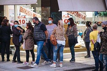 Wirtschaftskrise auf Kos  Insel der Dodekanes  in Zeiten von Covid-19