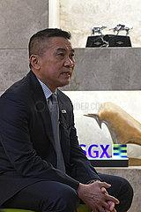 CHINA-SINGAPUR-CONNECTIVITY INITIATIVE-Fünfter Jahrestag