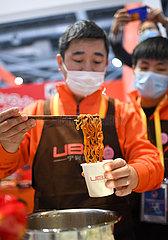 CHINA-Shanghai-CIIE-DELICACY (CN)