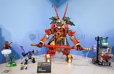 CHINA-Shanghai-CIIE-LEGO (CN)
