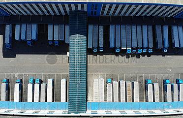 CHINA-GUIZHOU-Einkaufszeit-Logistik (CN)