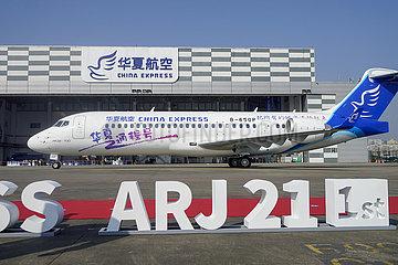 CHINA-CHONGQING-ARJ21-DELIVERY (CN)