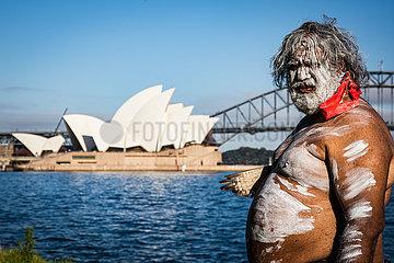 AUSTRALIEN-SYDNEY-Ureinwohnern-GESCHICHTE