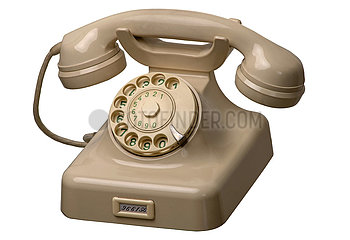 altes Post-Telefon  1961