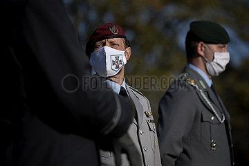 Geloebnis Bundeswehr