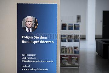 Frank-Walter Steinmeier  Bundespraesidentsamt