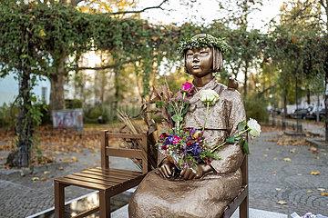 Trostfrauen Denkmal