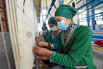 CHINA-XINJIANG-Armutsbekaempfung (CN)