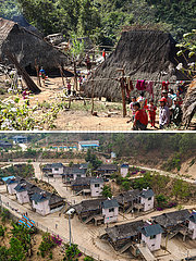 CHINA-YUNNAN-ABSOLUTE POVERTY-Eliminierungs (CN)