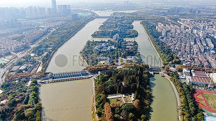 CHINA-JIANGSU-YANGZHOU-Jiangdu KEY Wasserbau PROJECT (CN)