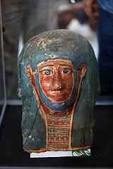 ÄGYPTEN-GIZA Gefärbte Holzsärgen-DISCOVERY