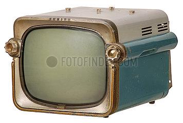 tragbarer Fernseher von Zenith  USA  1955