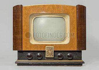 Fernseher La Voix de sa Maitre  Frankreich  1950