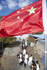 (InTibet) CHINA-TIBET-Nyingchi-Gongbo NEW YEAR-FEST (CN)