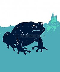 Riesenfrosch
