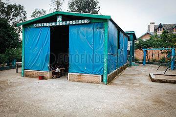 Garagenschule für Familien im Steinbruch
