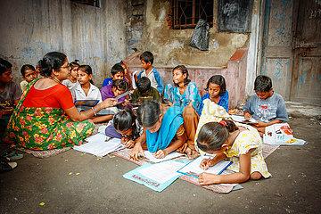 Reportage Kolkatta  ehem. Kalkutta Calcutta