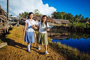 Reportage Fischerfamilien auf der Insel Siargao