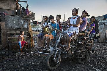 Reportage Tondo Chamber Orchestra  Kinderorchester im Slum
