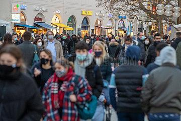 820 neue Corona-Infektionen: Neuer Rekord an Neuinfektionen in München