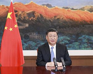 CHINA-XI jinping-G20-SIDE EVENT (CN)
