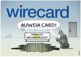 Wirecard Bilanzskandal