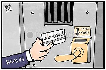 Ex-Wirecard-Chef Braun wird festgenommen