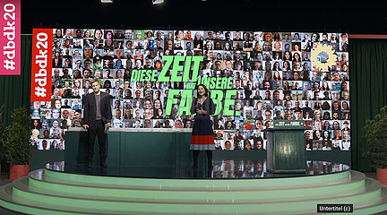 Greens Party Digital Congress - Corona crisis