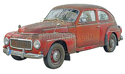 Volvo PV544  Oldtimer  1961