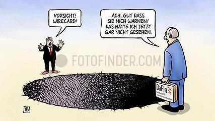 Wirecard-Loch