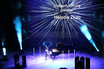 SWITZERLAND-ZURICH-CHINESE SWISS PIANIST-COVID-19