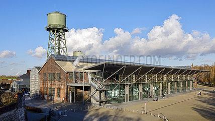 Jahrhunderthalle  Bochum  Nordrhein-Westfalen  Deutschland