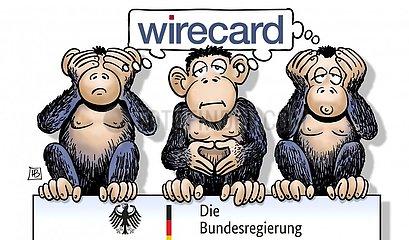 Bundesregierung und Wirecard