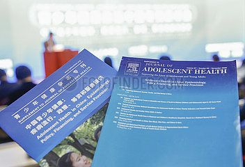 CHINA-BEIJING-UNICEF-ADOLESCENT-HEALTH-JOURNAL-SUPPLEMENT(CN)
