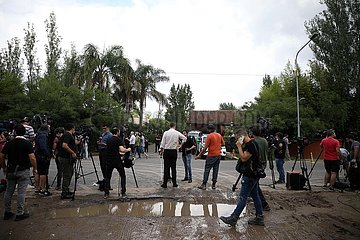 (SP)ARGENTINA-BUENOS AIRES-FOOTBALL-DIEGO MARADONA-DEATH