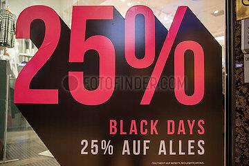 Coronavirus: Black Friday Week und Weihnachtsshopping in München