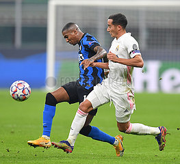(SP)ITALY-MILAN-FOOTBALL-UEFA CHAMPIONS LEAGUE-REAL MADRID VS FC INTER